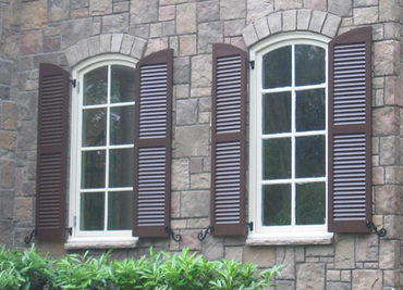 Exterior Shutters Dallas Goode Gutter Installation Dallas TX Repairs